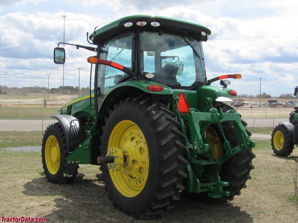 Tractor Data Farm Tractors : Tractordata john deere r tractor photos information