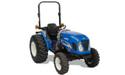 New Holland Boomer 40 tractor photo