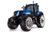 New Holland T8.390 tractor photo