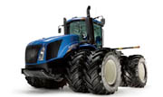 New Holland T9.615 tractor photo