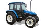 New Holland 4635 tractor photo
