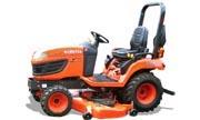 Kubota BX1860 tractor photo