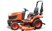 Kubota BX2360 tractor photo