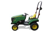 John Deere 1023E tractor photo