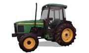 John Deere 5520N tractor photo
