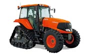 Kubota M126X Power Krawler tractor photo