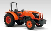 Kubota M9540 Low Profile tractor photo