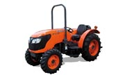 Kubota M7040HDN tractor photo