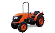 Kubota M8540HDN tractor photo