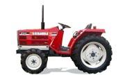 Shibaura P15F tractor photo