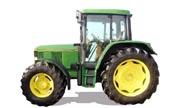 John Deere 6100 tractor photo