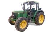 John Deere 6100 SE tractor photo