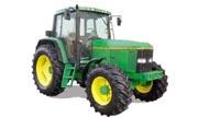 John Deere 6506 tractor photo