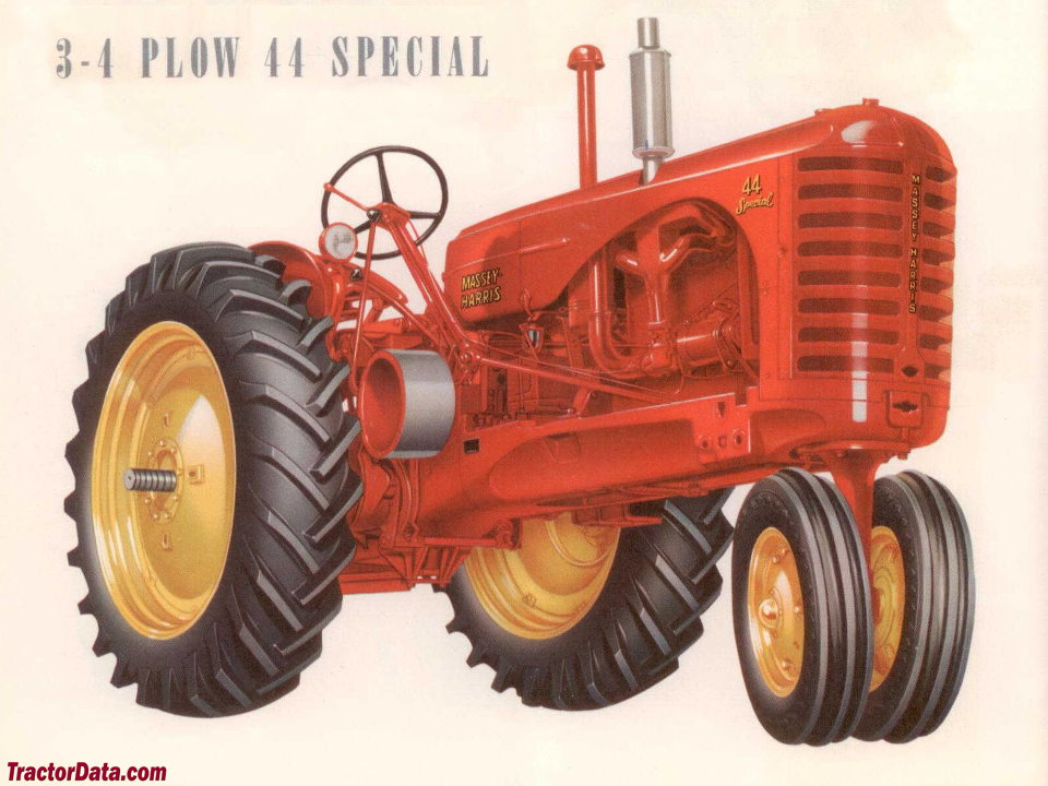 Massey-Harris 44 Special