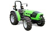 Deutz-Fahr Agrolux 75 tractor photo