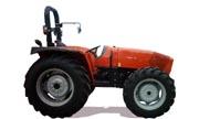 SAME Tiger 75 tractor photo