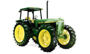 John Deere 2955 High Clearance tractor photo
