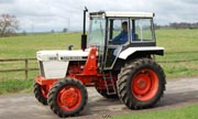 David Brown 1410 tractor photo