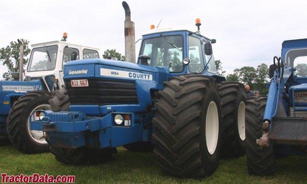 Tractordata Com County 1884 Tractor Photos Information