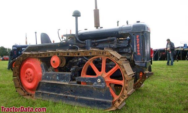 1949 County Full Track E27N