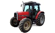 Massey Ferguson 6140 tractor photo