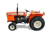 Simplicity 9523 tractor photo