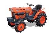 Kubota B5000 tractor photo