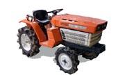 Kubota B1600 tractor photo