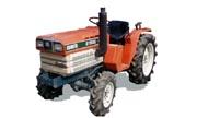 Kubota B1702 tractor photo
