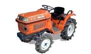 Kubota B1-17 tractor photo