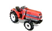 Mitsubishi MTX28 tractor photo