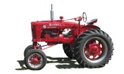 Farmall Super MV tractor photo