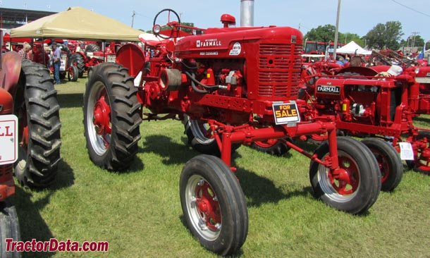 Farmall Super MV-TA