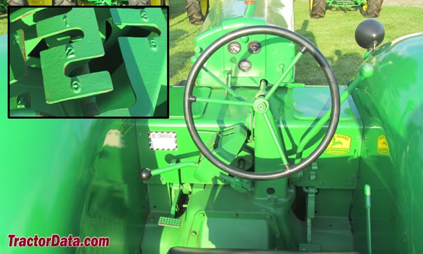 John Deere 60 Standard  transmission photo