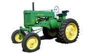 John Deere 60 Hi-Crop tractor photo