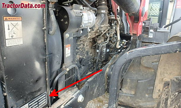 case ih serial number search