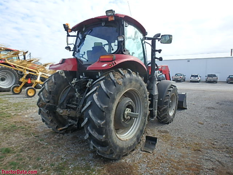 case ih mxu serial number locations