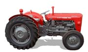 Massey Ferguson 35X tractor photo