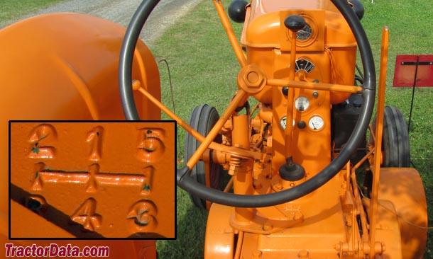Minneapolis-Moline ZAS  transmission photo