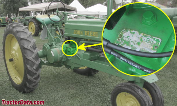 john deere tractor serial number lookup