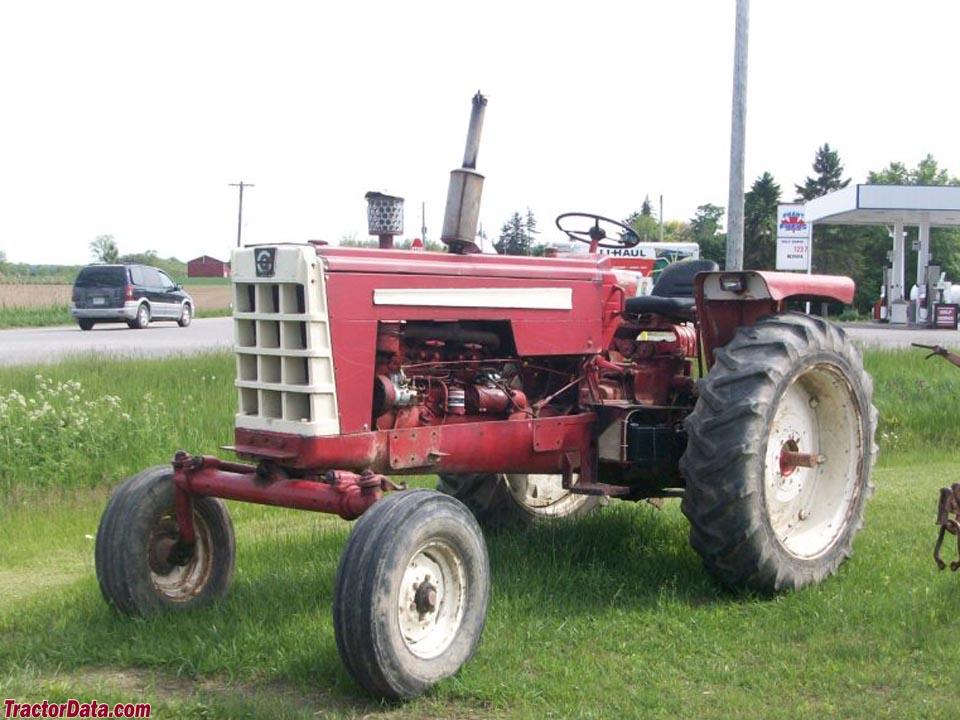 Tractor Data Farm Tractors : Tractordata cockshutt tractor photos information