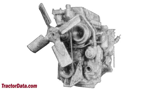 Cockshutt 1900  engine photo