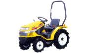 Iseki TC11 tractor photo