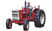 Cockshutt 1365 tractor photo
