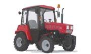 Belarus 5530 tractor photo