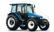 New Holland TL5040 tractor photo