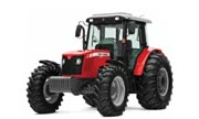 Massey Ferguson 460 Xtra tractor photo