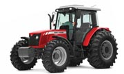 Massey Ferguson 480 Xtra tractor photo