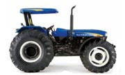 New Holland 7630 tractor photo