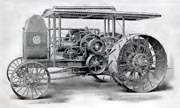 International Harvester Mogul 45 tractor photo